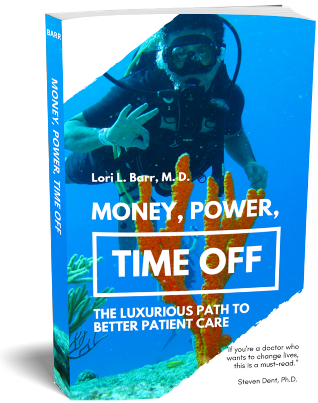 Money, Power, Time Off: The Luxurious Path to Better Patient Care